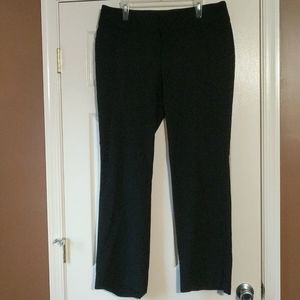 Apt. 9 Wide Waistband Dress Pants